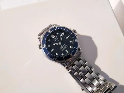 Omega Seamaster Professional 2531.80 Bond Watch