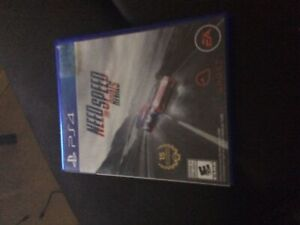 Need for speed rivals, nhl18, nhl17, assassins creed unity