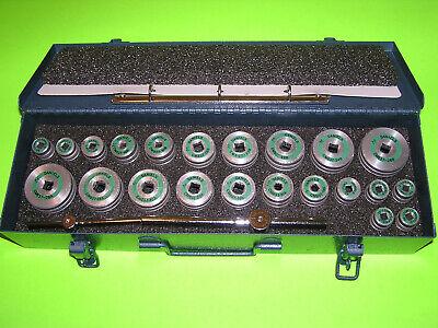 Dmc Daniels Cm-s-837 Connector Backshell Aluminum Adapter Tool Set Avionics