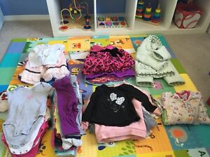 Huge 9-12months baby girl Lot