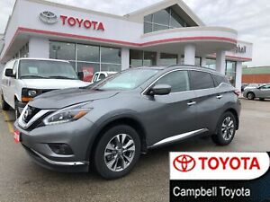 2018 Nissan Murano SV--AWD--HEATED CLOTH--NAV==HEATED STEERING