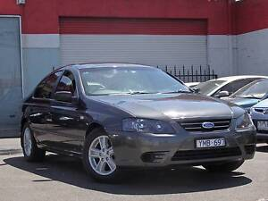 2007 Ford Falcon BFMkII Sedan *** LOW KMS *** $8,350 DRIVE AWAY * Footscray Maribyrnong Area Preview
