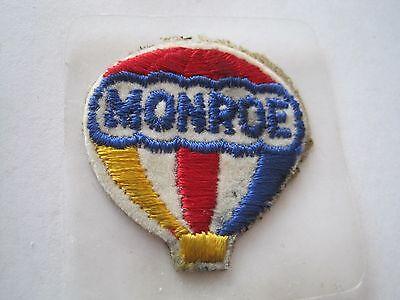 Patch Monroe Shocks Air Balloon Vintage Advertising