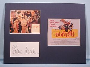 Academy-Award-winning-film-Oliver-signed-by-Shani-Wallis-as-Nancy