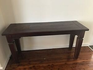 A great solid side table for sale!! Rose Bay Eastern Suburbs Preview
