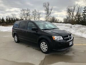 2014 Dodge Grand Caravan Stow and Go