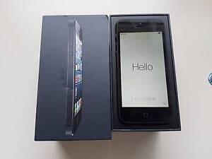 iPhone 5 32GB - Perfect Condition Victoria Park Victoria Park Area Preview