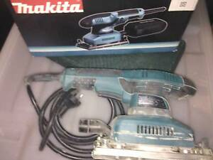 Makita Sander in box no case Lane Cove West Lane Cove Area Preview