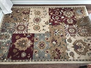 Large Area Rug in mint condition  - Non Smoking House