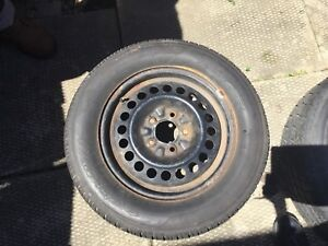 215 / 60 / 15 or 215/60R16 or P215/60R15 Tire and Rim