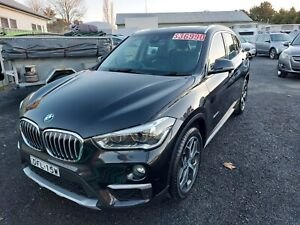 2016 BMW X1 sDRIVE 20i Yass Yass Valley Preview