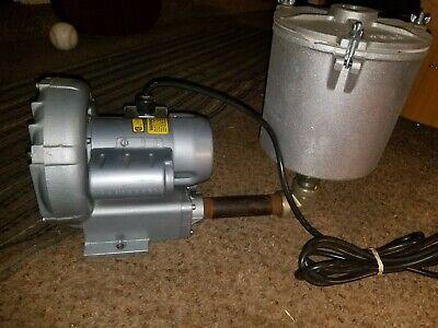 Gast Regenair R1102-22 Regenerative Blowervacuum Pump 27 Cfm 18 Hp