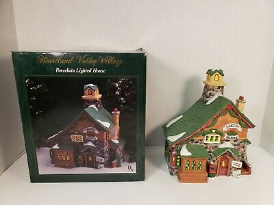 Heartland Valley Village Redwood Bakery Christmas O