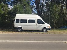 Ford transit 1999 camper motorhome bus work Morisset Lake Macquarie Area Preview