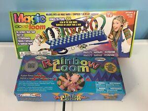 Élastiques pour bracelets Rainbow Loom et Magic Loom