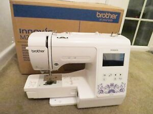 BROTHER INNOV-IS INNOVIS M230E EMBROIDERY MACHINE WHITE *BOXED*UK