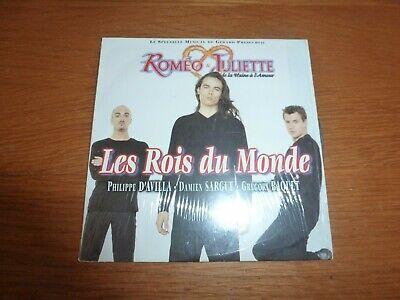 LES ROIS DU MONDE - ROMEO ET JULIETTE ( CD SINGLE ) (Romeo Et Juliette Les Rois Du Monde)