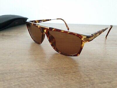Vintage HUGO BOSS by CARRERA 5179 12 Tortoise Brown Sunglasses Made in Austria