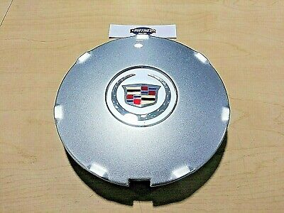 New OEM Wheel Center Cap - 2008-2009 Cadillac CTS (9596626)
