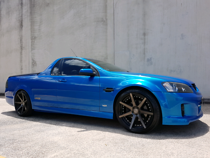 2010 VE Holden Commodore SS ute