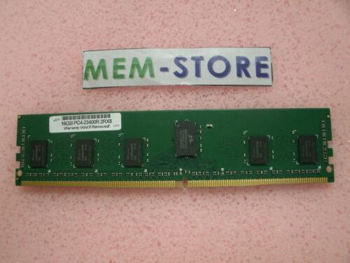 SNPTFYHPC/16G AA579532 16GB DDR4 2933MHz PC4-23400 RDIMM Memory Dell PowerEdge