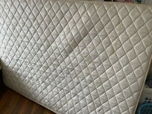 Double Bed Frame and mattress Shailer Park Logan Area Preview