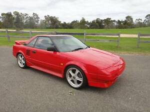 1989 Toyota MR2 WII Coupe... Mordialloc Kingston Area Preview