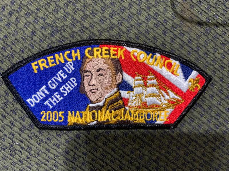 MINT 2005 JSP French Creek Council  - Don