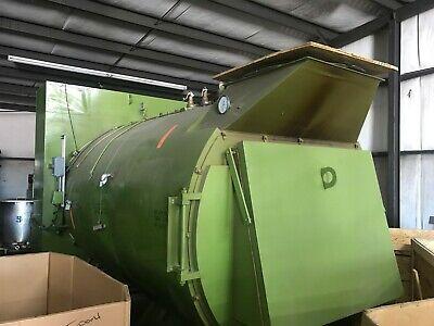 600 Hp Sellers Boiler Natural Gas