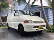 Toyota Hiace LWB Campervan Towradgi Wollongong Area Preview