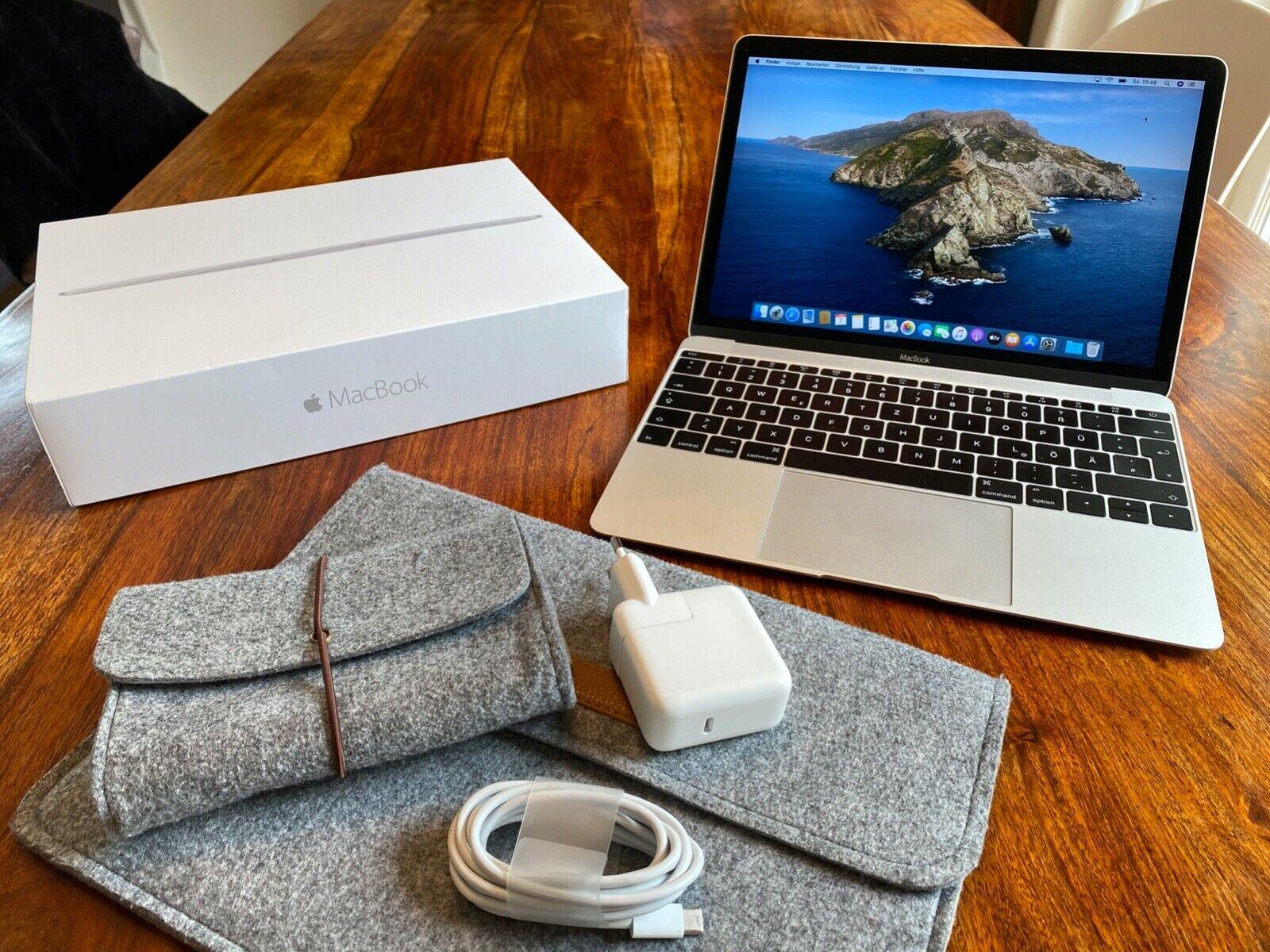 Apple MacBook 12 (2015), 1,1 GHz, 8GB RAM, 256 GB - Top-Zustand!