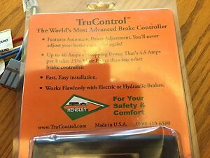 Hensley TruControl Brake Controller