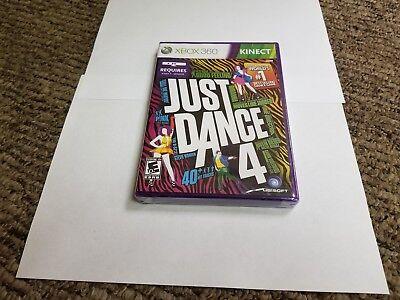 Just Dance 4 (Microsoft Xbox 360, 2012) comprar usado  Enviando para Brazil