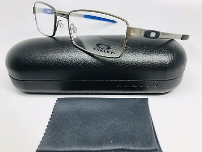 ✳ New Oakley OX3112-0453 Matte Cement TUMBLEWEED Eyeglasses 53mm with Case