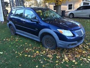 Parting out 2005 Pontiac vibe awd