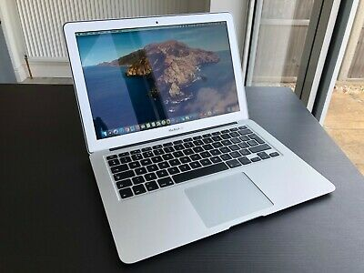 "Apple MacBook Air 13.3"" Laptop A1466 - MINT Condition Boxed 29 Battery Cycles"
