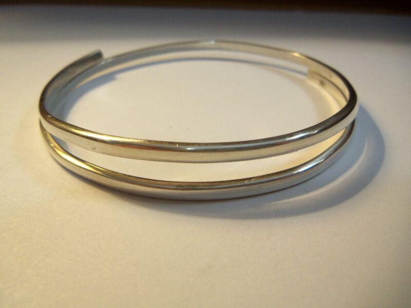 Vintage 925 Sterling Silver Bracelet 15.16g