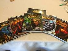 Wow World of Warcraft  Collector set Boondall Brisbane North East Preview