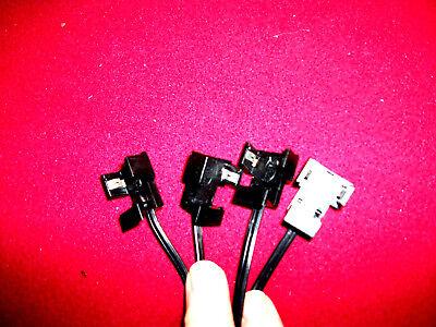 Trimble GPS DGPS PRO XR/XRS/ XL Cable quad battery clip PN 24333 REV B2