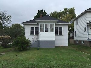 2 Bedroom house available June 1