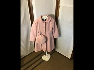 Roth Child coat and Angora hat