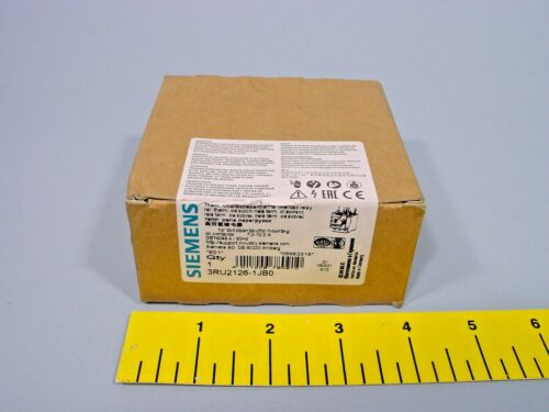Siemens 3RU2126-1JB0 Overload Relay for Motor Protection 7.0-10 AMP