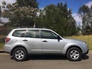 2008 Subaru Forester Wagon AWD Automatic $8990 Pooraka Salisbury Area Preview
