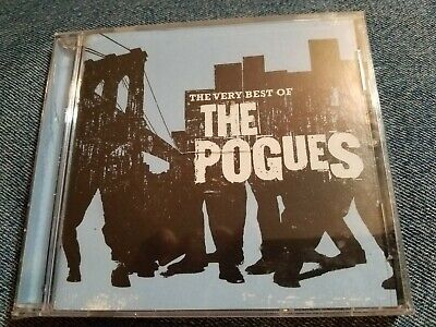 The Pogues - The Very Best Of The Pogues [New CD] sealed Celtic punk (Best Alternative Rock Bands)