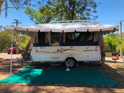 2007 Jayco Swan Isabella Plains Tuggeranong Preview