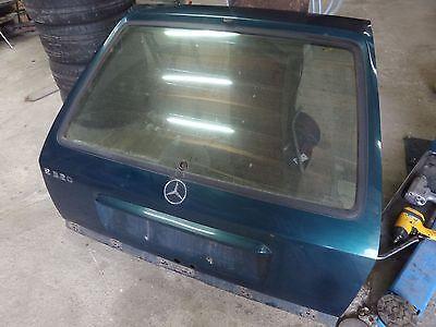 Mercedes w124 T Heckklappe Kofferraumklappe  Farbe 269 Turmalingrün  Mopf2