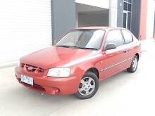 2002 Hyundai Accent Hatchback Meadow Heights Hume Area Preview