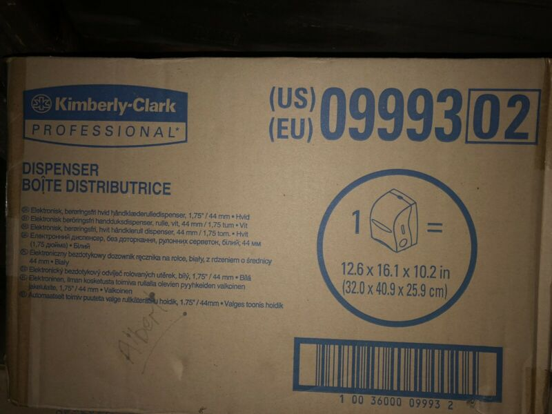 Kimbery-Clark Professional Dispenser 09993