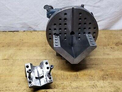 Suburban Tool Wg1-6 Spin Indexer V Block Fixture 4.000 Center Height