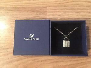 PRICED REDUCED Swarovski Necklace, NEVER WORE